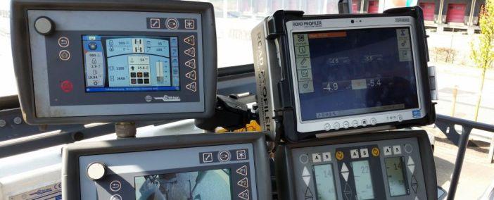 Aduco investeert in de Road Profiler