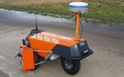 Tyker Construction introduceert een nieuw product: de Robot Plotter