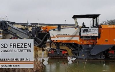 Freesverhuur Ommen invests in the Road Profiler