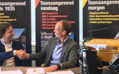 Van Velsen en Tyker gaan strategische samenwerking aan