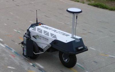 Robot Plotter geleverd aan Bas den Boer GWW