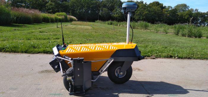 Second Robot Plotter for Heijmans Infra