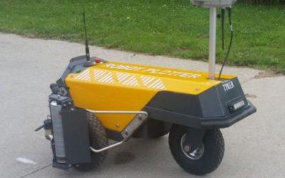Robot Plotter geliefert an Heijmans