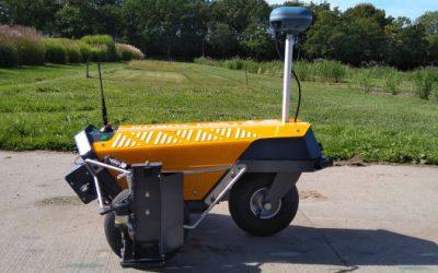 Zweiter Robot Plotter geliefert an Heijmans Infra