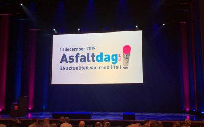 Tyker was aanwezig op de Asfaltdag 2019