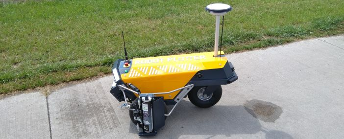 Third Robot Plotter delivered to Heijmans Infra