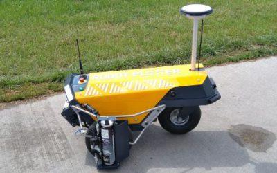 Dritter Robot Plotter an Heijmans Infra geliefert