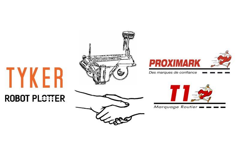 Samenwerking Tyker en Proximark / T1 Helios Groupe