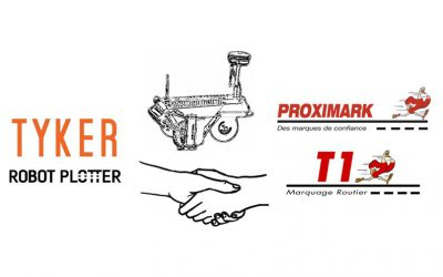 Cooperation Tyker and Proximark / T1 Groupe Helios (Fra)